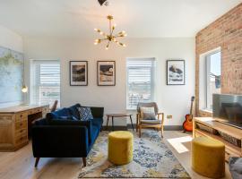 Macs Townhouse Dungarvan, apartment in Dungarvan