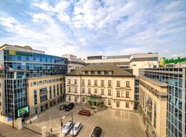 Holiday Inn Krakow City Centre – hotel w pobliżu miejsca Stara Synagoga w Krakowie