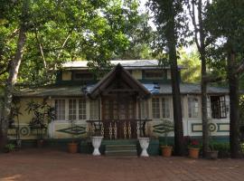 Hotel Mount View Heritage, villa in Panchgani