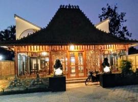 Griya Bougenville 2, hotel dekat Candi Borobudur, Sekatonan