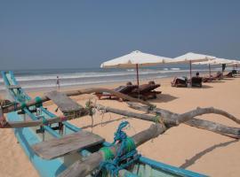 Wunderbar Beach Hotel, отель в Бентоте