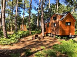 Tiny Stay - Ecolodge, lodge in Clefs-Val d'Anjou