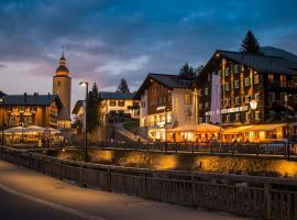 Hotel Tannbergerhof, hotel in Lech am Arlberg