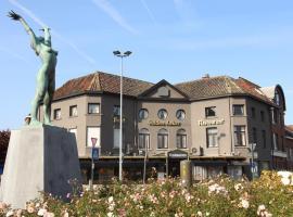 Hotel Golden Anchor, hotel in Mechelen