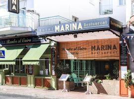 Hotel Marina, hotel in Palamós