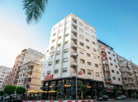 Appart Hotel Rania, apartment in Tangier