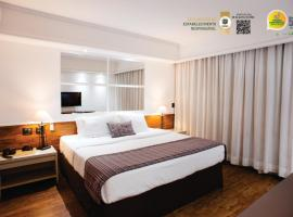 Noumi Plaza Hotel, hotel near Museum of Image and Sound, Campinas