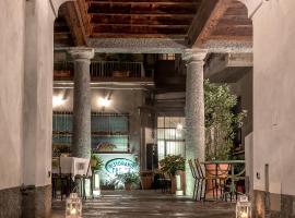 Hotel Tre Re, hotel in Como
