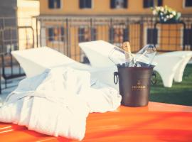 Orange Hotel, hotel near St. Peter's Basilica, Rome