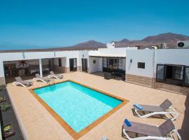 Villa Pancho, cottage in Playa Blanca