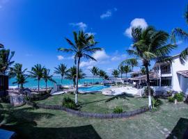 Chalés Beira Mar Paradise, hotel perto de Parque Estadual Mata de Pipa, Barra do Cunhaú