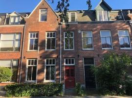 modern genieten in oud binnenstadspand, apartment in Amersfoort
