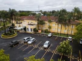 Hotel Dona Beja, hotel near Araxa Airport - AAX,