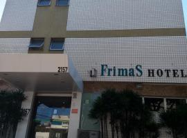 Frimas Hotel, hotel near Belo Horizonte Bus Station, Belo Horizonte