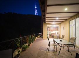 Terrace House Tbilisi, homestay in Tbilisi