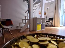 RESIDENZA MAZZINI, apartment in Caserta