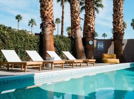 The Owners Unit at the Ocotillo Lodge, apartment in Palm Springs