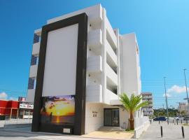 Sunset Resort Mihama, hotel in Chatan