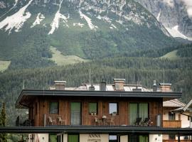 Anna Apartments, apartment in Ellmau