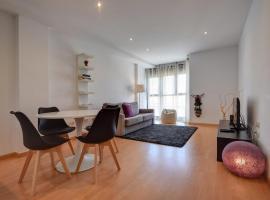 Friendly Rentals Malvarrosa Beach Apartment, hotel cerca de Playa de La Malvarrosa, Valencia