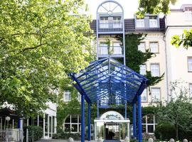 Victor´s Residenz-Hotel Gera, hotel in Gera