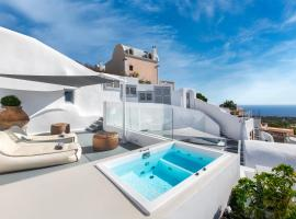 Hill Suites, apartment in Fira