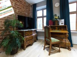 Luxury in the Heart of the Old Town, pet-friendly hotel in Kraków