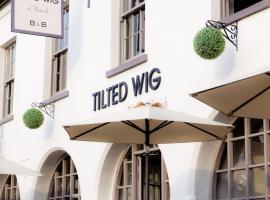 Tilted Wig, hotel in Warwick