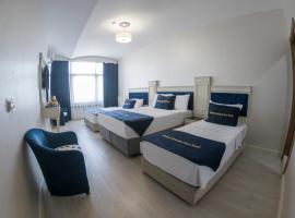Sirkeci İstanbul Best Hotel, отель в Стамбуле, в районе Фатих