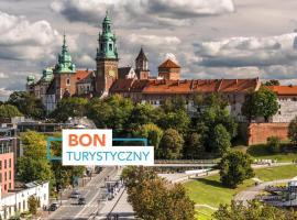 Hotel Kossak – hotel w pobliżu miejsca Zamek Królewski na Wawelu w Krakowie