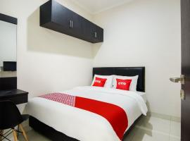 OYO 3826 Columbus Residence K11, hotel in Karawang