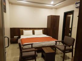 HOTEL PRISTINA INN, hotel near Maharana Pratap Airport - UDR, Udaipur
