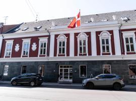 Hotel Harmonien, hotel i Nakskov