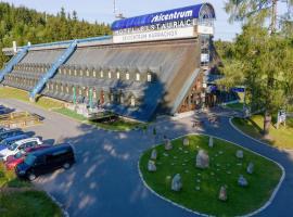 Hotel Skicentrum, hotel v destinaci Harrachov