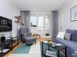 Apartament Gryf Szczecin, apartment in Szczecin