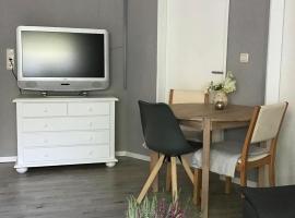 Apartment am Park -Calluna, Ferienwohnung in Schneverdingen
