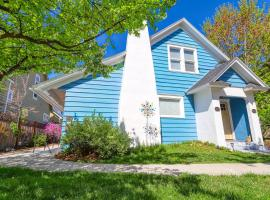 Hyde Park Delight, vacation rental in Boise