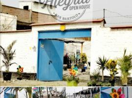 Alegría OH, pet-friendly hotel in San Bartolo