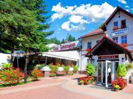 Hotel Pod Jeleniem – hotel w pobliżu miejsca Zamek Czocha w Świeradowie Zdroju