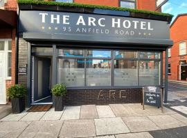 The Arc Hotel, hotel in Liverpool