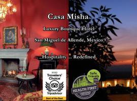 Casa Misha, hotel in San Miguel de Allende