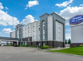 Hampton Inn & Suites Edmonton/West, hotel in Edmonton