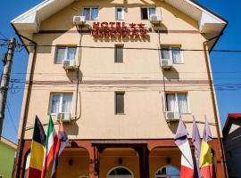 Hotel Meridian, hotel din Costineşti