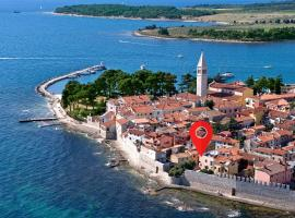 Apartments Ciano, apartment in Novigrad Istria