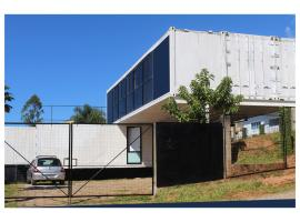 Casa Container Moderna, apartment in Itajaí