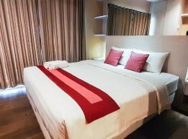 Nginap at Student Park Apartment, hôtel avec parking à Seturan