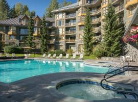 Cascade Lodge, apartment in Whistler
