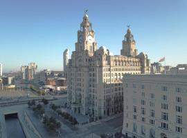 Excelsior Apartment, hotel near The Beatles Statue, Liverpool