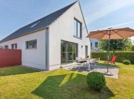 Beautiful Seaside Holiday Home in Zierow, holiday home in Zierow