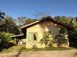 Vila Sossego I, holiday home in Guaramiranga